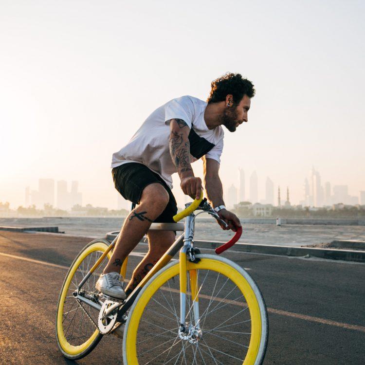 """Bezpieczeństwo przez duże """"B"""", czyli akcja Bezpiecznie na rowerze"""